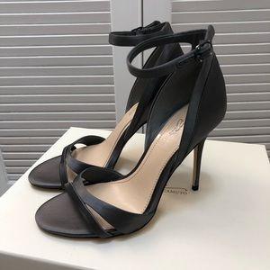 Dark Grey Vince Camuto heels - NWT